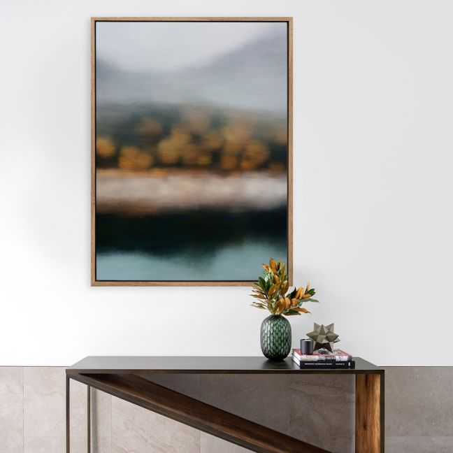 Lake Alta | Canvas Print