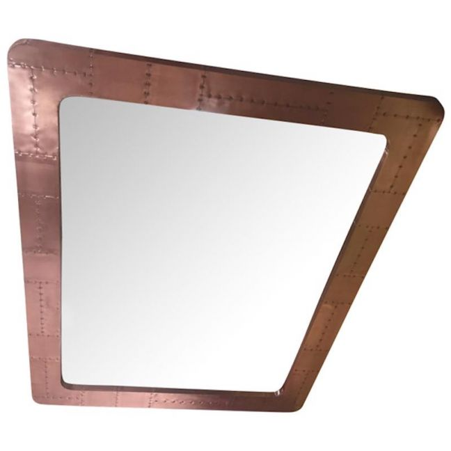 Large Rectangle Wall-Floor Mirror | Copper | by Cocolea Furniture