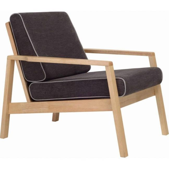 Latio Lounge Chair In Seal