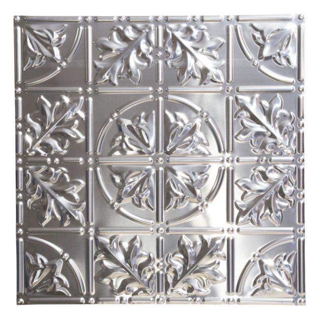 Leaf Design Pressed Metal | Raw |Schots
