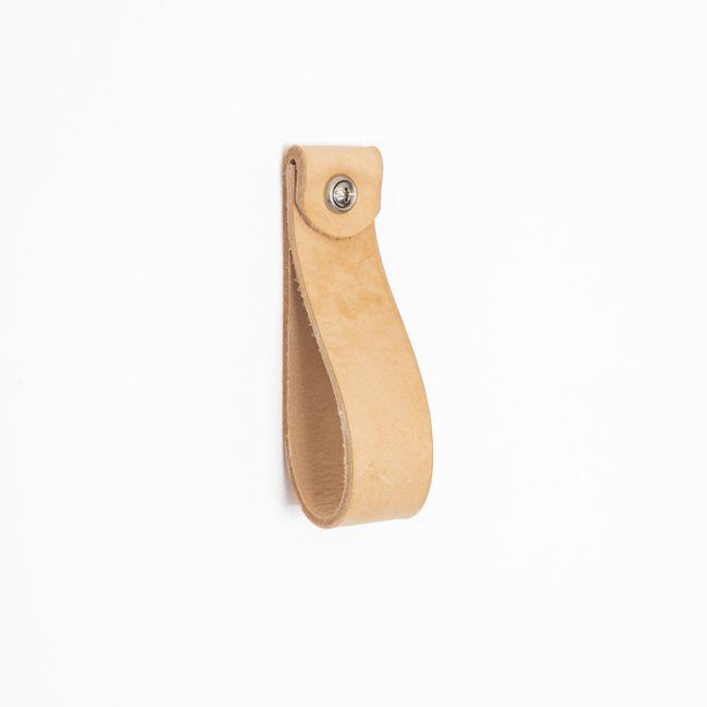 Leather Hook | Natural | Jemmervale Designs