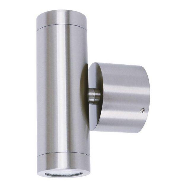 LEDlux Marine 2 Light Up/Down Light in Stainless Steel | By Beacon Lighting