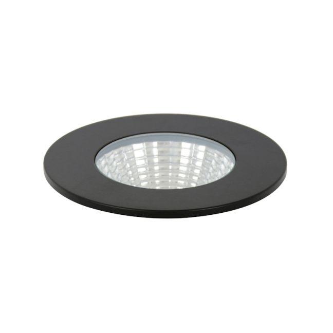 LEDlux Marine IP65 LED 12V In Ground Up Light in Black | By Beacon Lighting