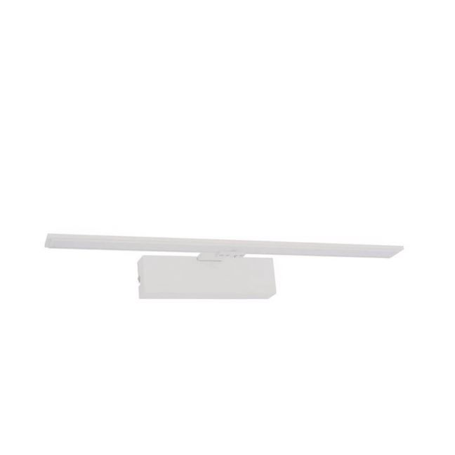 LEDlux Montana Dimmable LED White Wall Bracket | By Beacon Lighting
