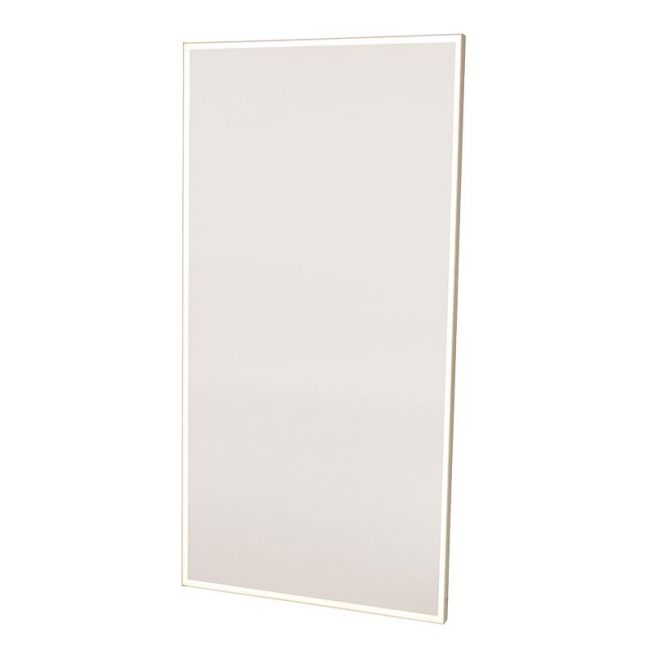 LEDlux Reflextion Dimmable Large LED Light and Mirror | By Beacon Lighting