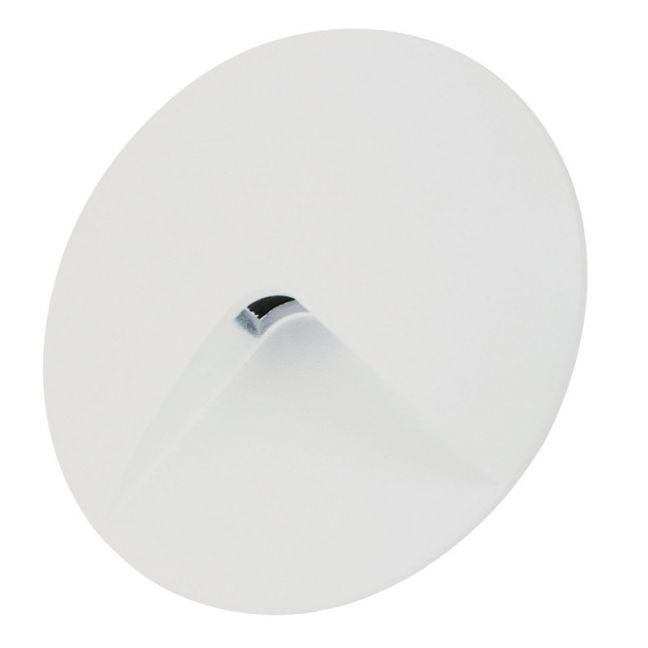 LEDlux Tread LED 240V Steplight in White | by Beacon Lighting