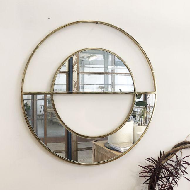 Lestari Deco Mirror