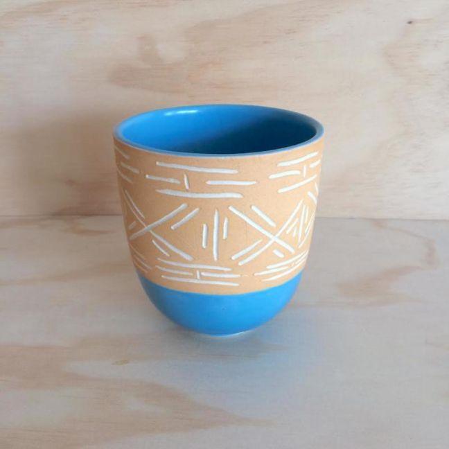 Levi Coffee Cup