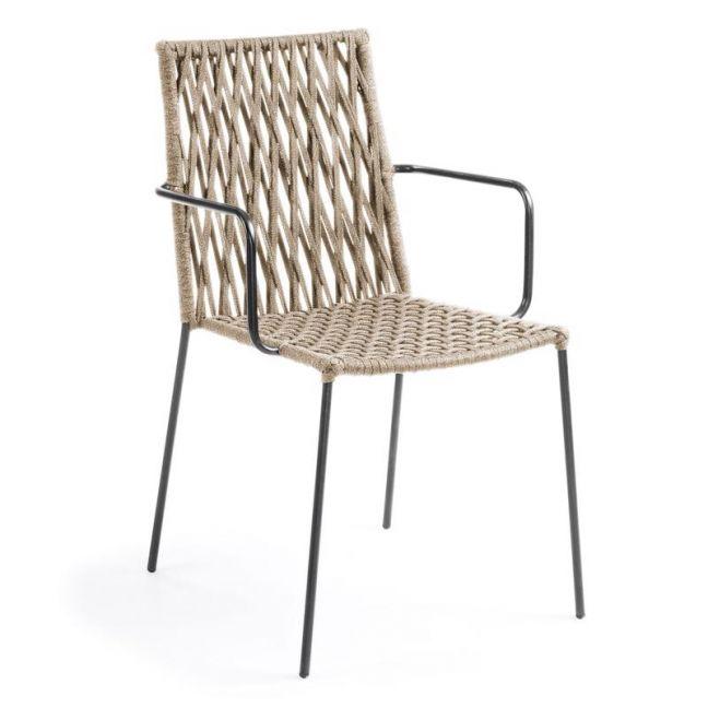 Lex Patio Chair | Beige | CLU Living