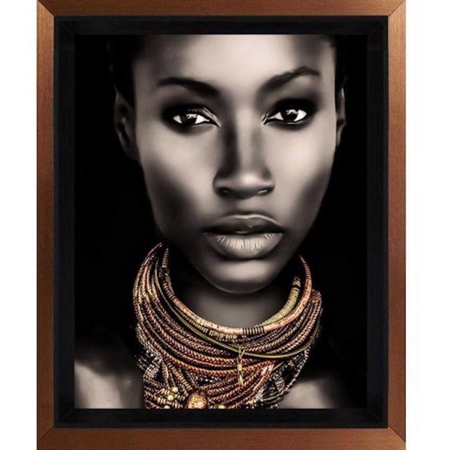 Leya | Framed Print