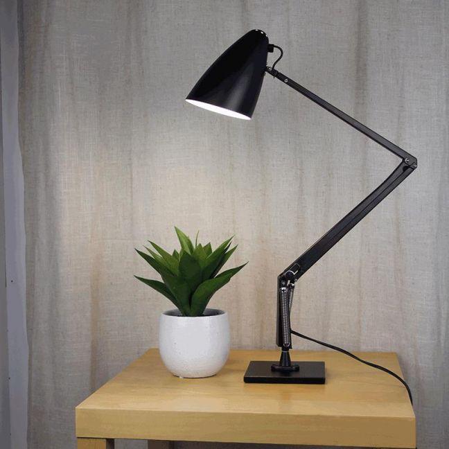 Lift Retro Desk Lamp