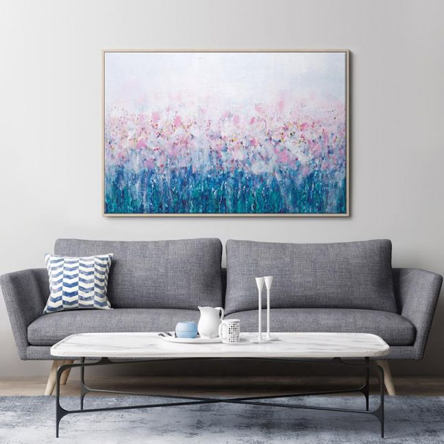 Lily's | Brenda Meynell | Canvas or Print by Artist Lane
