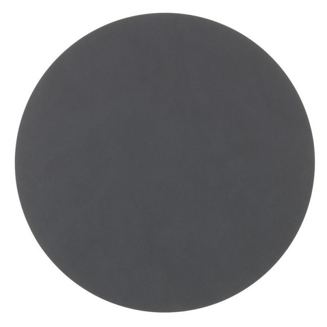 LindDNA Curve Table Mat | Anthracite