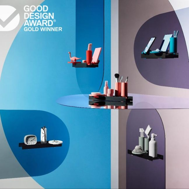 Linea by Jim Hannon-Tan | Tabletop Organiser Silicone Range | Various Colours