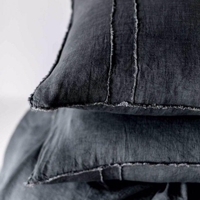 Linen Pillowcases | Slate