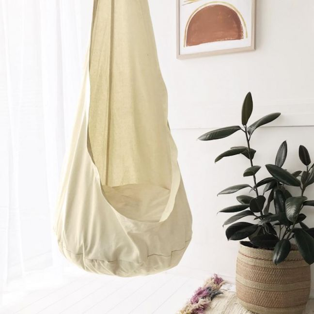 Little Sols Hammock Swing   by Collective Sol