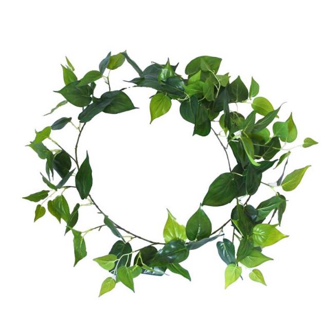 Long Philodendron Garland | 190cm