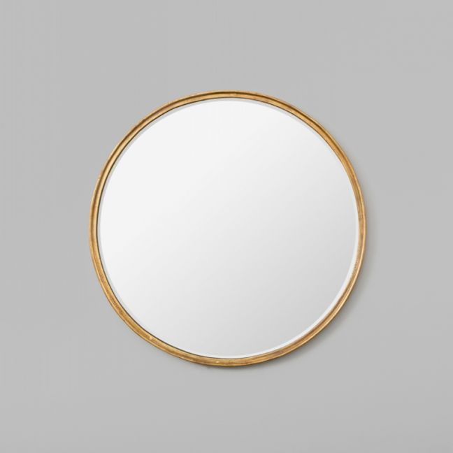 Looking Glass Mirror Gold