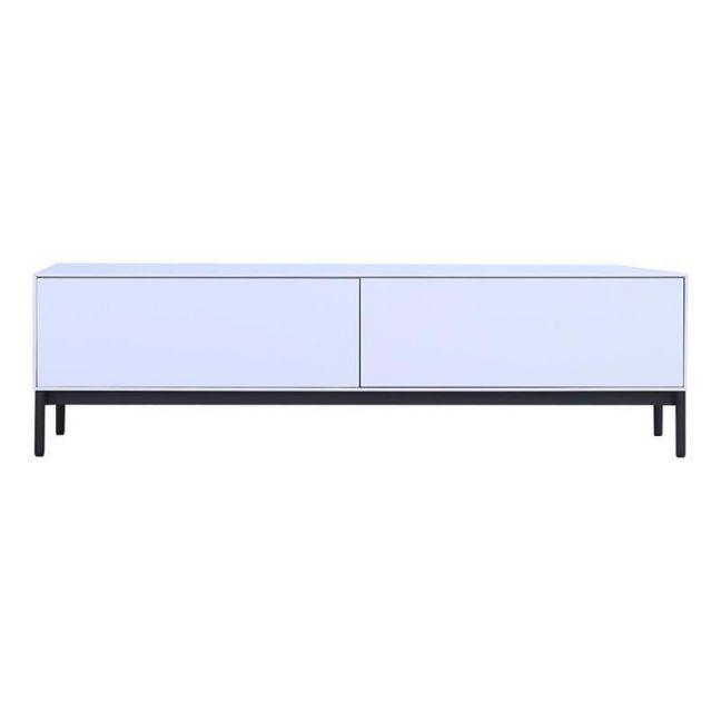 LOWELL TV Entertainment Unit - 120cm - White