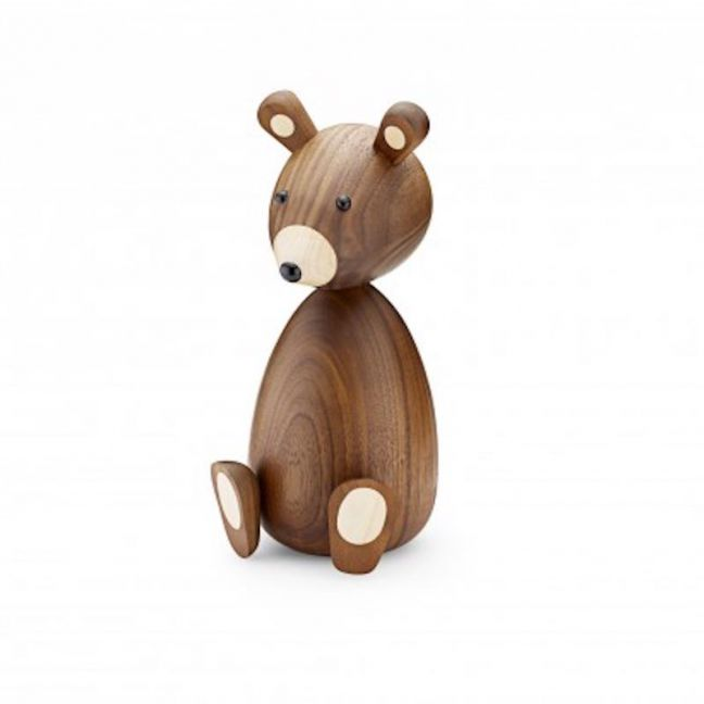 Lucie Kaas American Walnut Papa Bear