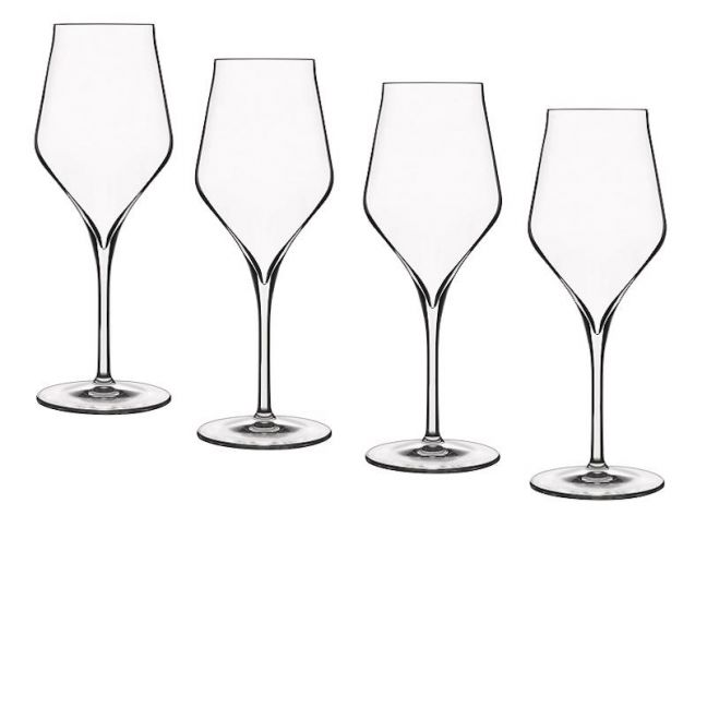 Luigi Bormioli Supremo Chardonnay Glass | Set of 4