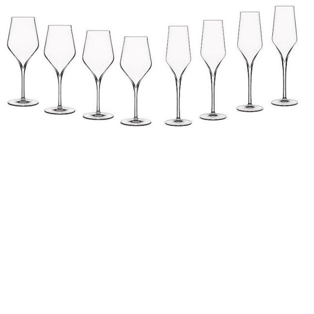 Luigi Bormioli Supremo Entertainers Glass Set | Set of 8