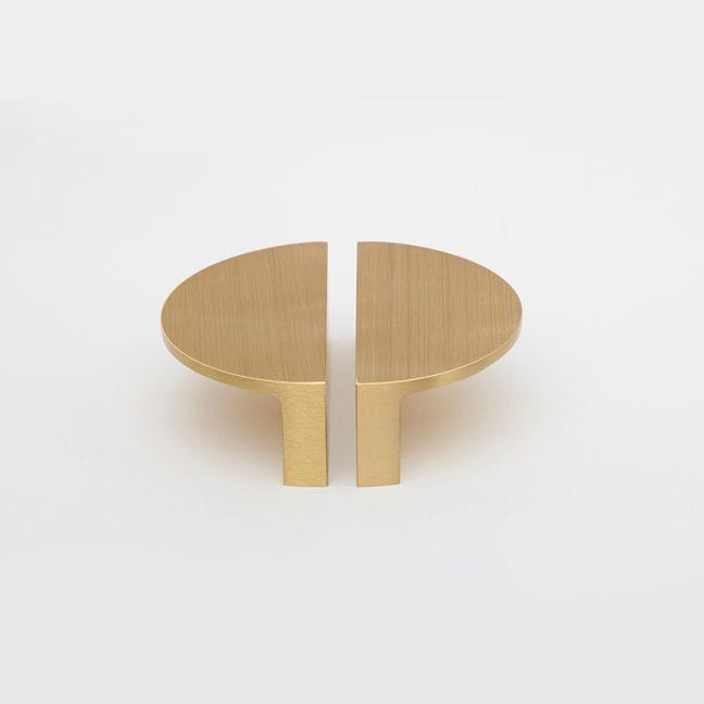 Luna Pull | Brass