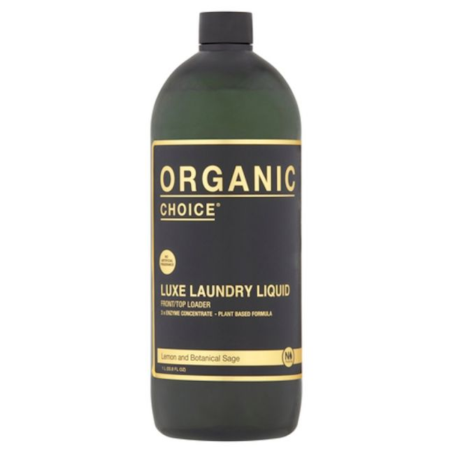 Luxe Laundry Liquid | Lemon & Botanical Sage