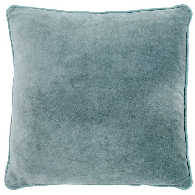 Lynette Velvet Cushion | Sea Mist | Large