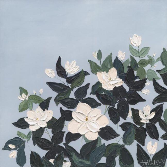 Magnolia Bunch by Angela Hawkey   Limited Edition Print   Art Lovers Australia