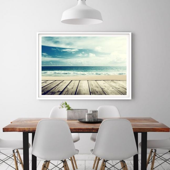 Malibu | Framed Art