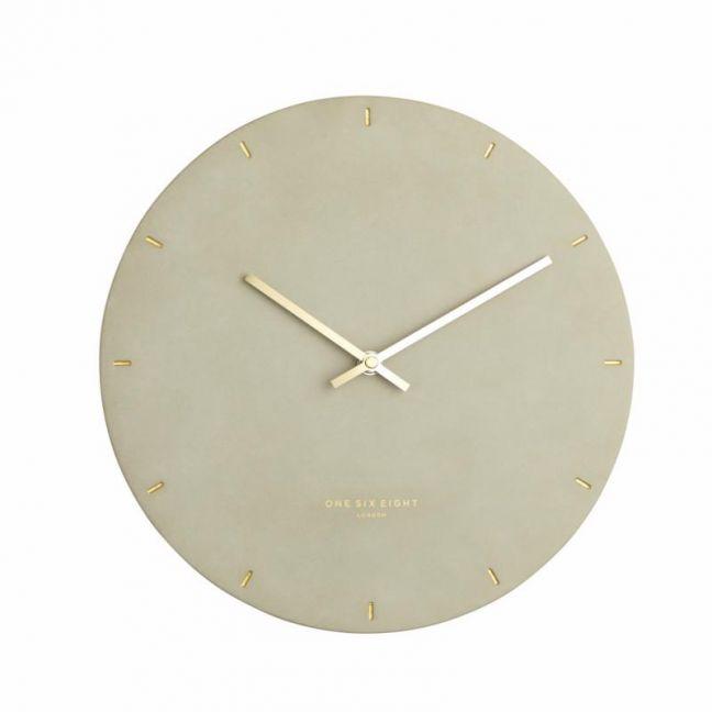Marco Concrete Silent Wall Clock | 30cm