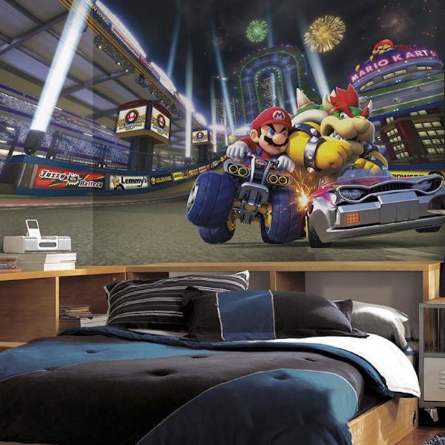 Mario Kart 8 | Wallpaper Mural