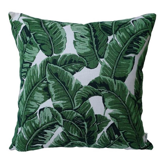 Maui Green | Sunbrella Fade and Water Resistant Outdoor Cushion