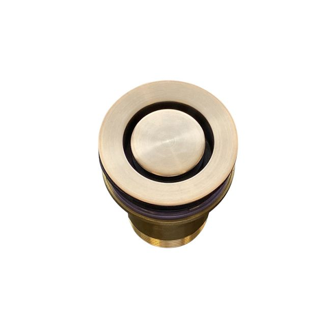 Meir Bath Pop Down® Waste | 40mm | by Bounty Brassware | Champagne