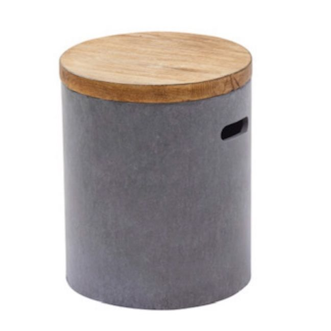 Melno Stool or Side Table