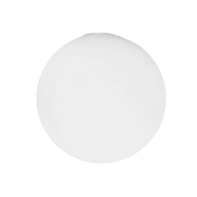MFL By Masson Artisan Round Glass Shade in Frosted | By Beacon Lighting