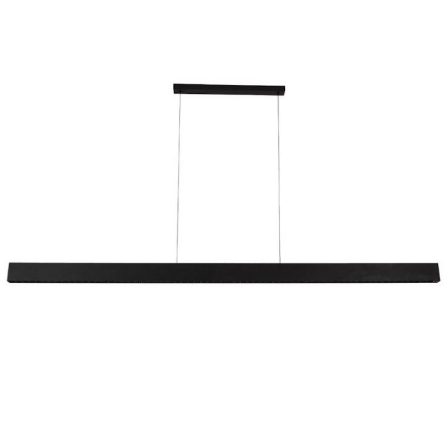 MFL By Masson Fleming 1800mm Dimmable Pendant in Black | By Beacon Lighting