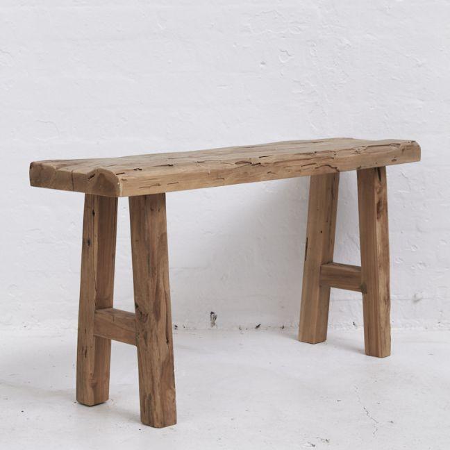Mikha Rustic Bench Seat Medium