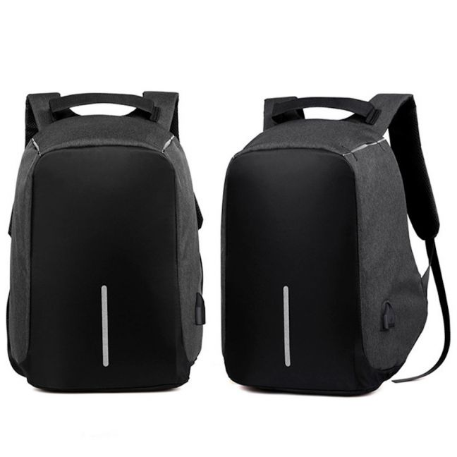 Milano Anti Theft Backpack | Various Colours
