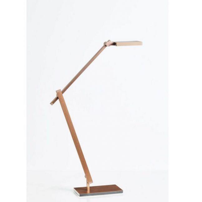 Miltin LED Task Lamp | Gold Coffee | CLU Living