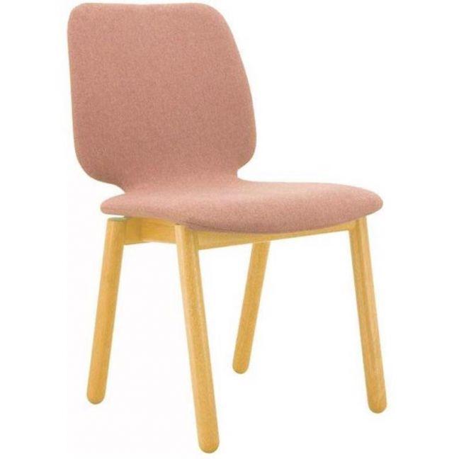 Missie Dining Chair | Oak + Burnt Umber | Modern Furniture