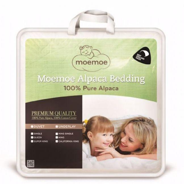 Moemoe 100% Pure Alpaca Duvet Inner
