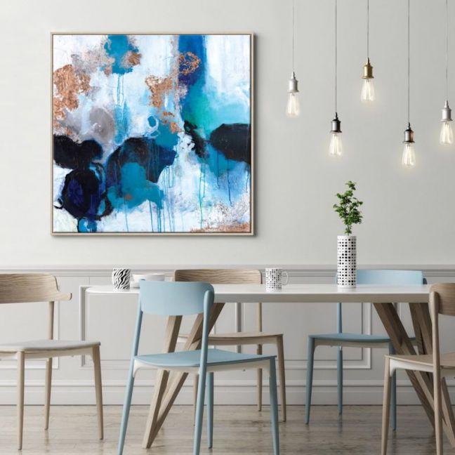 Mojo Risen | Julie Ahmad | Canvas or Print by Artist Lane