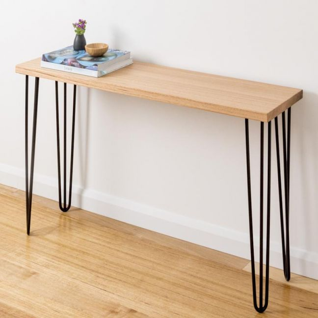Molly Hall Stand   Hand Made Tasmanian Oak   by Dare by Design