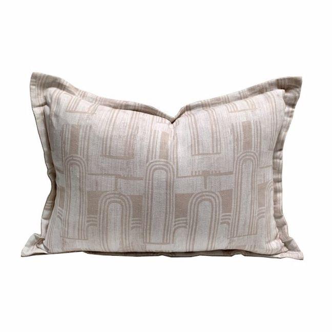 Monolithic Cushion | Linen