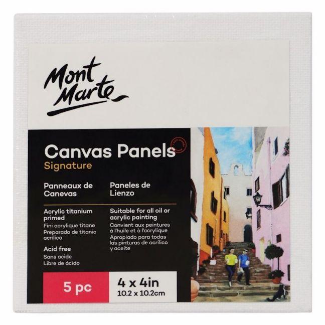 Mont Marte Canvas Panel | 4