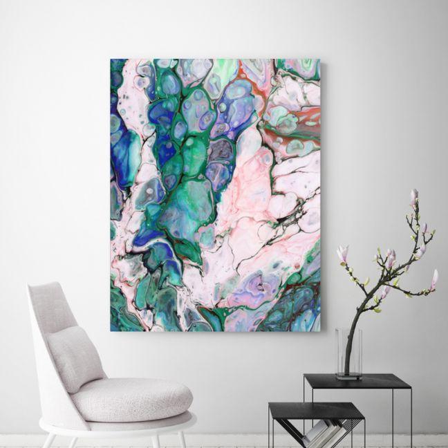 Mr & Mrs | Canvas Art