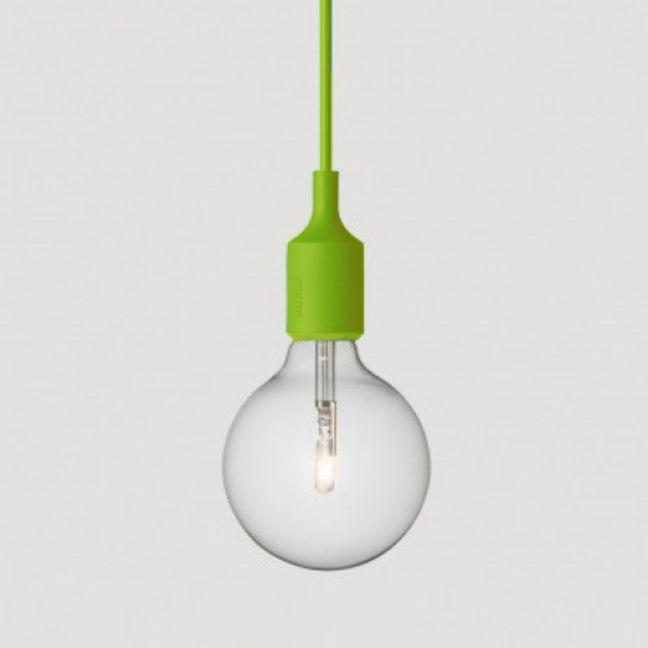 Muuto E27 Pendant Light-Light Green Replica