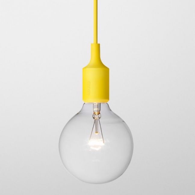 Muuto E27 Pendant Light-Yellow Replica